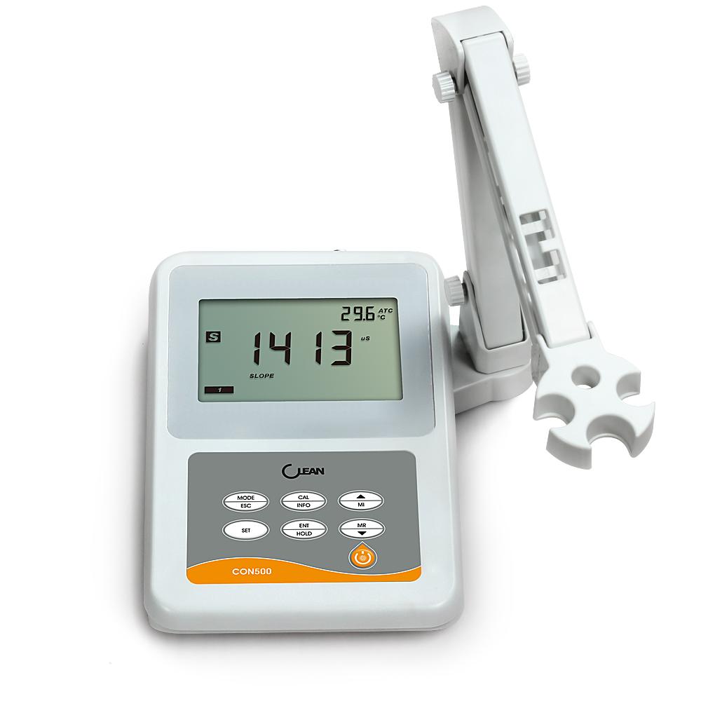 pH/mV/TEMP Meter
